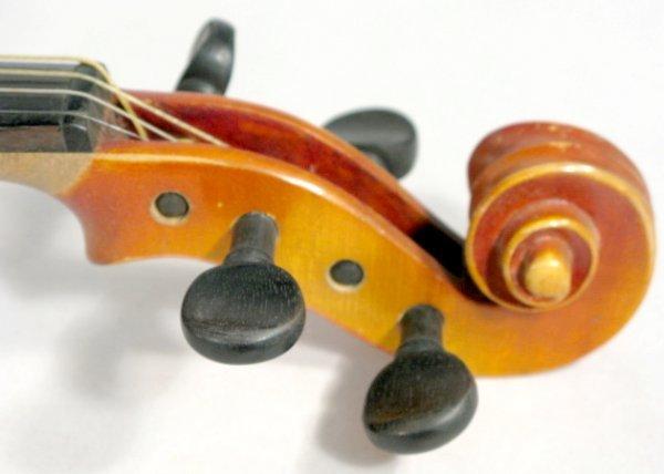 171: Copy of Antonius Stradivarius Violin in Case - 3