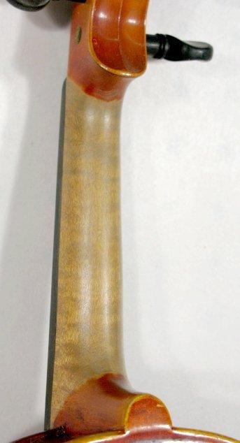 171: Copy of Antonius Stradivarius Violin in Case - 5