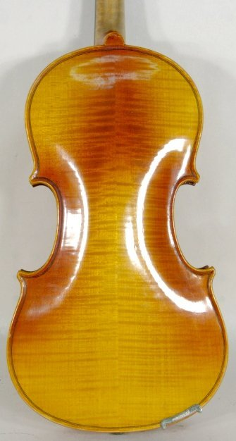 171: Copy of Antonius Stradivarius Violin in Case - 6