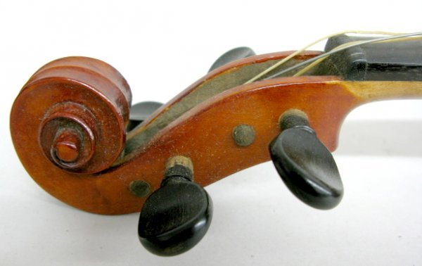 326A: Imperial (Nippon) Violin w/Bow in Case - 5