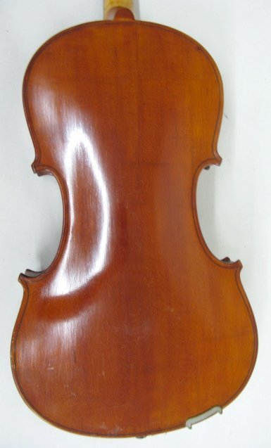 326A: Imperial (Nippon) Violin w/Bow in Case - 6