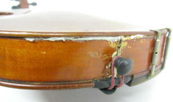 326A: Imperial (Nippon) Violin w/Bow in Case - 8