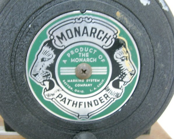 399: Monarch & Jr Monarch Marking System - 3