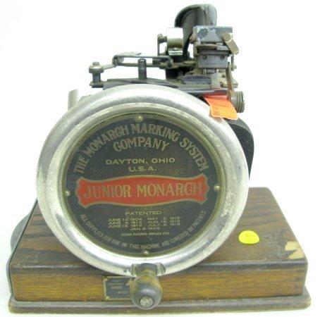 399: Monarch & Jr Monarch Marking System - 7