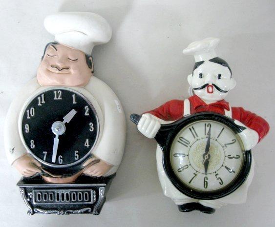 16: Mastercrafters & Lanshire Chef Clocks