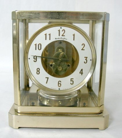 17: Mastercrafters Electric Atmos Style Clock