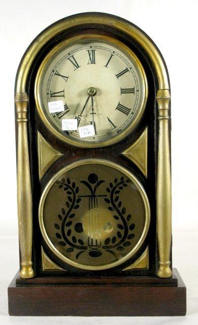 23: Seth Thomas Round Top Mantel Clock