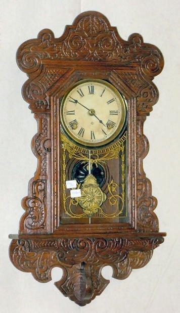 24: Gilbert Wall Hanging Kitchen Clock