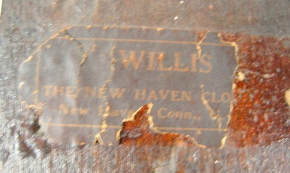 79: 2 New Haven Willis Miniature Banjo Clocks - 4