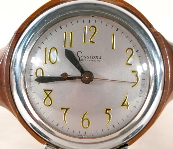 105: Mastercrafters Sessions Airplane Propeller Clock - 2