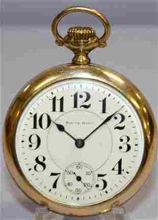 South Bend 227 21J 16S Pocket Watch