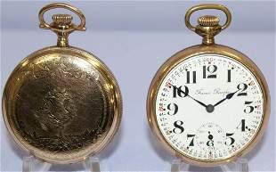 2 Swiss Pocket Watches - 21J & 23J