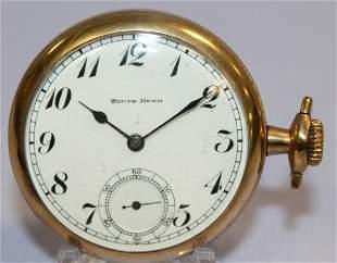 South Bend 204 15J 16S OF Pocket Watch