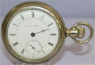 Express 18S Pocket Watch