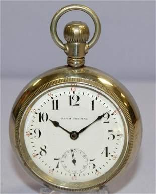 Seth Thomas 15J 18S OF Pocket Watch