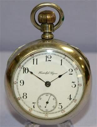 Hamilton 17J 18S OF Pocket Watch