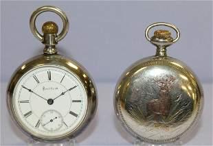Rockford Pocket Watches & Extra Case