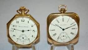 2 Antique Gentleman