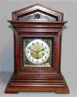 Junghans Westminster Chime Shelf Clock