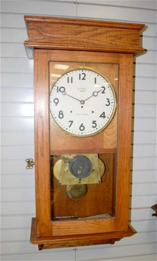 Seth Thomas Electric Westminister Chime Clock