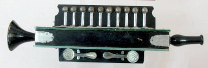 1: M. Hohner Co. Hohnerette Made in Germany