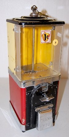 8: Coin Operated 1¢ Candy Machine
