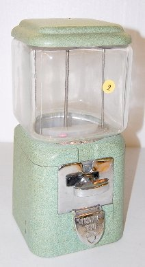 9: Coin Operated Candy Machine