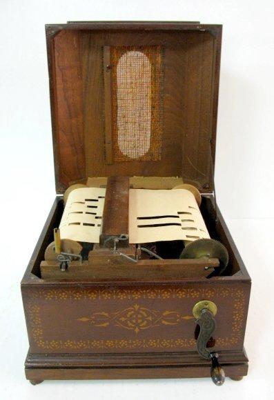 57: Gatley Automatic Organ Co. Roller Organette