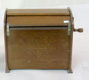 62: Paper Roller Organ Mechanical Organette