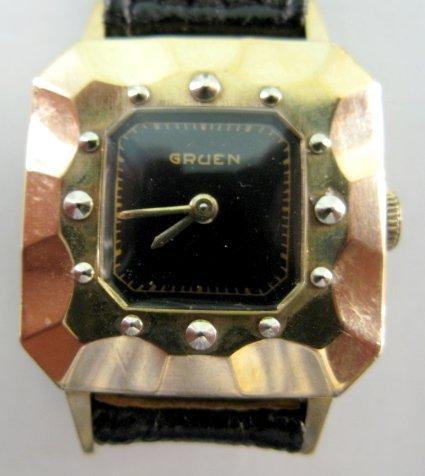 6: 3 Gruen Wrist Watches - 2