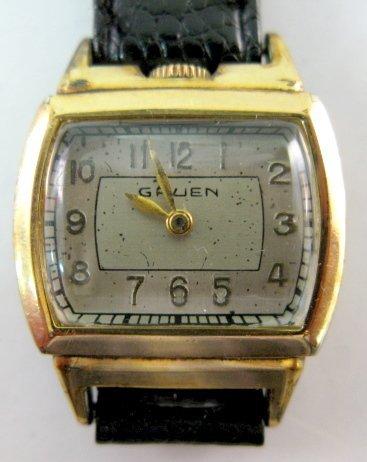 6: 3 Gruen Wrist Watches - 3