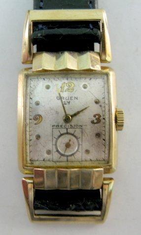 6: 3 Gruen Wrist Watches - 4