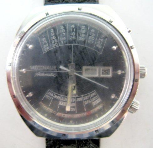 110: Orient & Wittnauer Multi Year Calendar W. Watches - 4