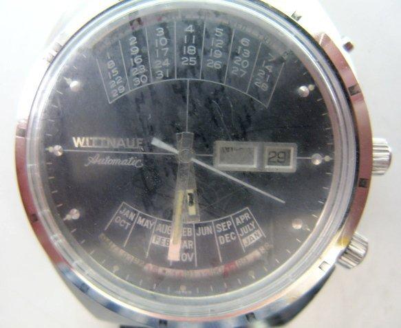110: Orient & Wittnauer Multi Year Calendar W. Watches - 5