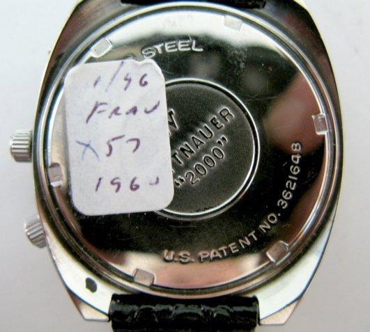 110: Orient & Wittnauer Multi Year Calendar W. Watches - 6