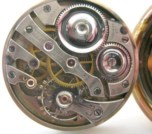 110A: Howard Series 10 21J Pocket Watch - 5