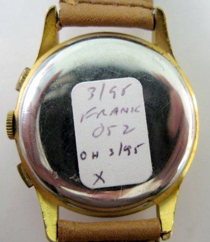 160: Gigandet Wakmann Chronograph Wrist Watch - 2