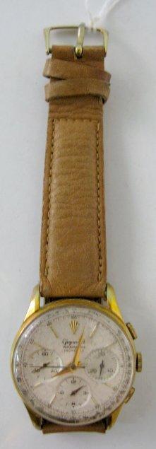 160: Gigandet Wakmann Chronograph Wrist Watch - 3