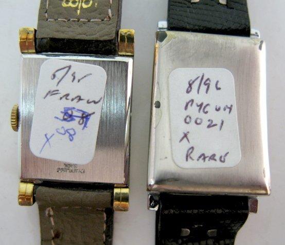 318: Wakmann & Wyler-Vetta Wrist Watches - 4
