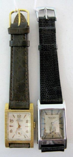 318: Wakmann & Wyler-Vetta Wrist Watches - 5