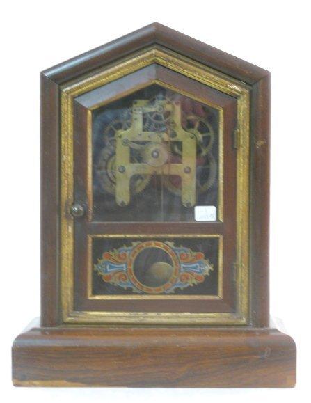 5: Seth Thomas Cottage Clock w/Alarm