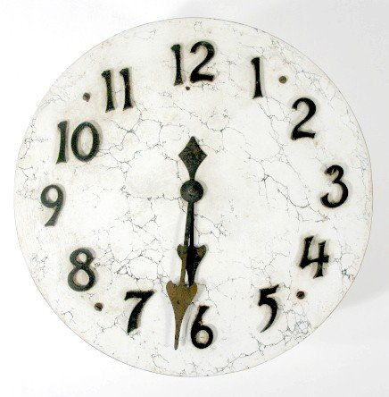 "18: Sessions 14"" Lobby Hanging Clock"
