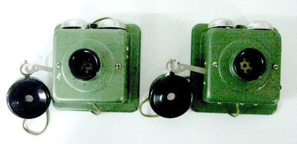 15: 2 Toy Connecticut Telephones