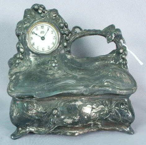 1005: Jewelry Box Clock NR