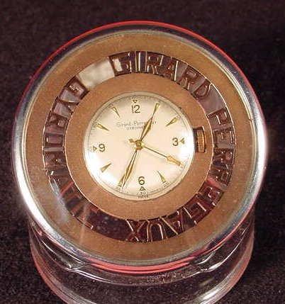 1022: Girard Perregaux Gyromatic 17j Dealer Display NR