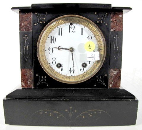 4: Seth Thomas Slate Mantle Clock