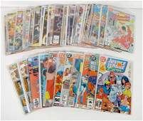 303A: 50 Assorted DC & Marvel Comics, 25 Cents to $1.00