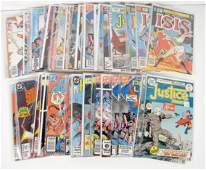 305A: 52 Assorted DC Comics, 25 Cents to $1.00