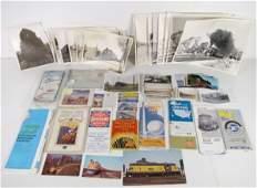 290A Railroad Photos Postcards Maps  More