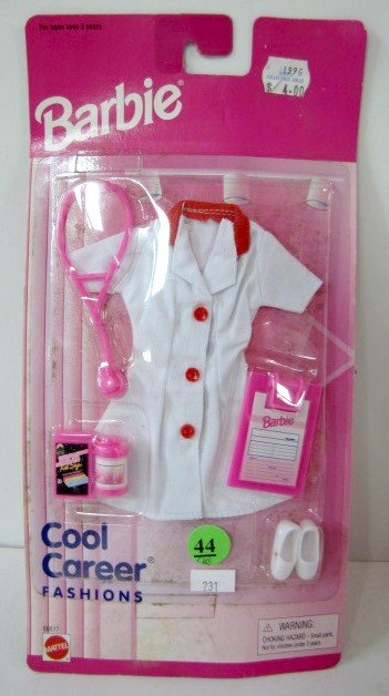 44: 11 Barbie Doll Collectibles: McDonald's Barbies.... - 2